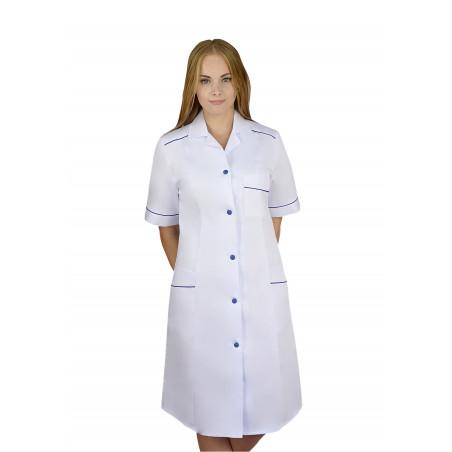 Fartuch medyczny damski laboratoryjny M-220