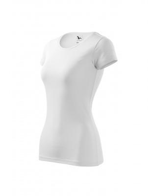 Koszulka damska 95% bawełna 5% elastan GLANCE 141 odzież