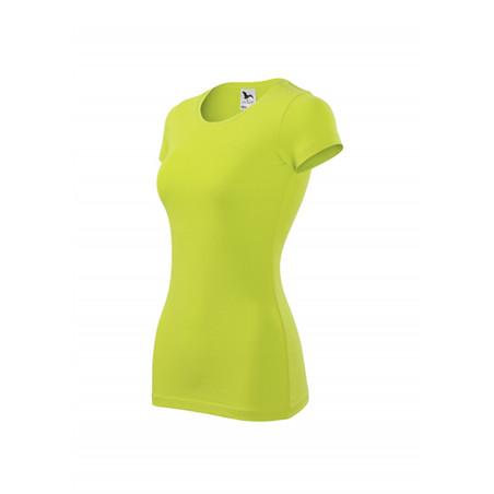 Koszulka damska 95% bawełna 5% elastan  GLANCE 141