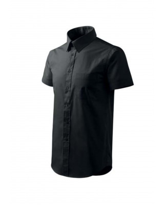 Koszula męska, krótki rękaw. 100% Bawełna 207 odzież