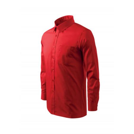 Koszula męska, długi rękaw. 100 % bawełna 209