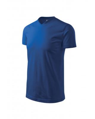 Koszulka 100% bawełna t-shirt HEAVY V-NECK 111 odzież