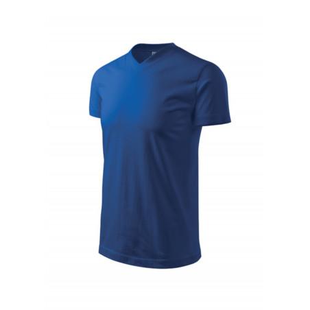 Koszulka 100% bawełna t-shirt HEAVY  V-NECK 111