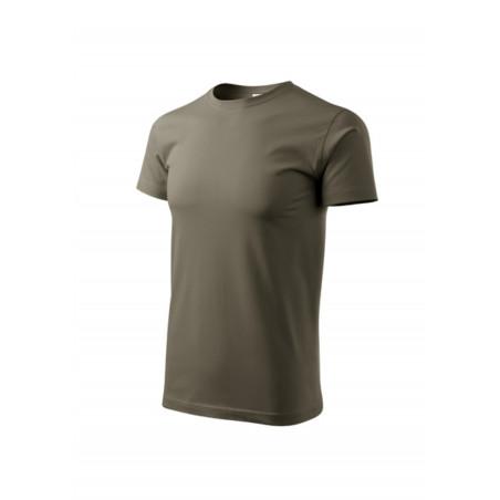 Koszulka męska 100% bawełna BASIC 129