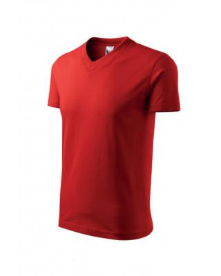 Koszulka 100% bawełna t-shirt V-NECK 102 odzież