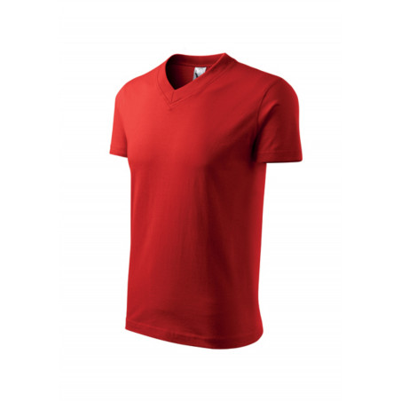 Koszulka 100% bawełna t-shirt  V-NECK 102