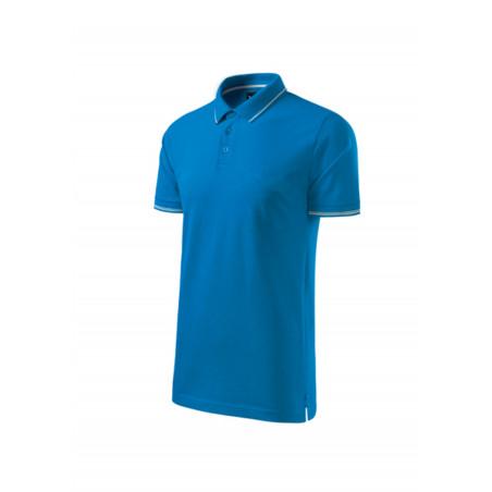 Koszulka Polo męska 95% bawełna 5% elastan 251