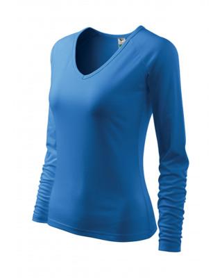 Koszulka damska ELEGANCE długi rękaw 127 odzież