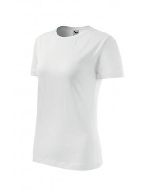Koszulka damska 100% bawełna CLASSIC 133