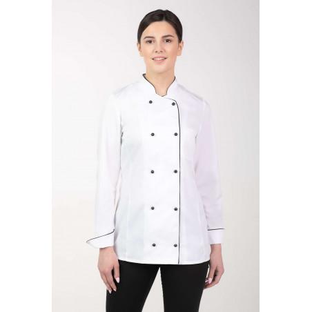Bluza kucharska damska dwurzędowa M-314