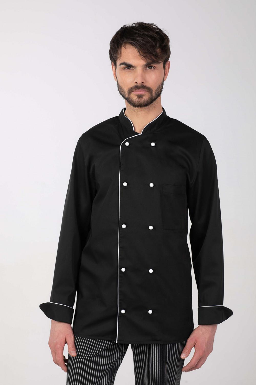 b5626ddd46880 Bluza kucharska męska dwurzędowa M-314 - Martex Producent odzieży ...