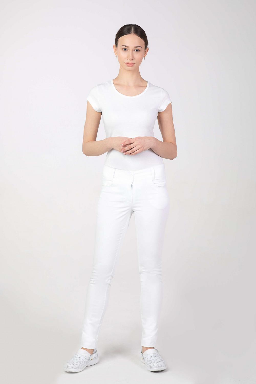 d7cfc4a7740cc MARTEX M-355 Spodnie damskie rurki, elastyczne. Bawełna 97 %+3%elastan
