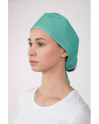 M-321 Czepek chirurgiczny lekarski ochronny kolor mięta
