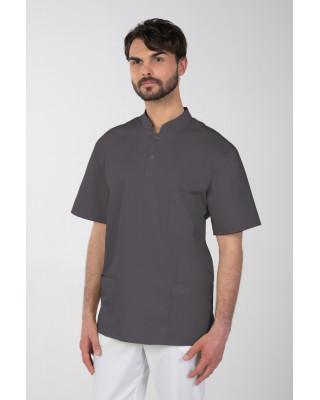 M-327X Bluza medyczna elastyczna , bawełna 97%plus elastan 3% FLEXIBLE marynarki / bluzy
