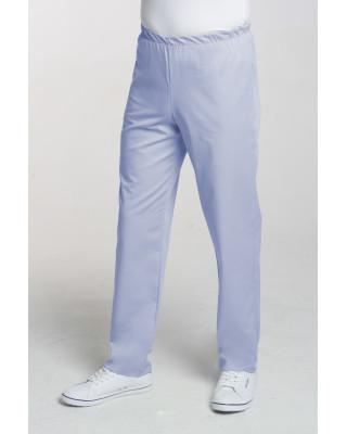 M-074Z Komplet medyczny lekarski chirurgiczny męski kolor błękit