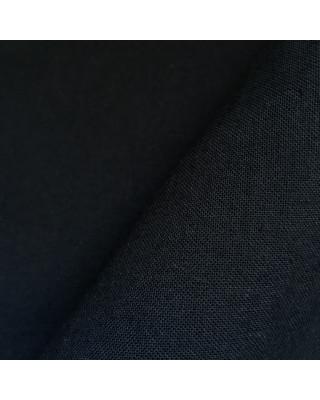 Tkanina bawełniana 100% CZARNA na maseczki