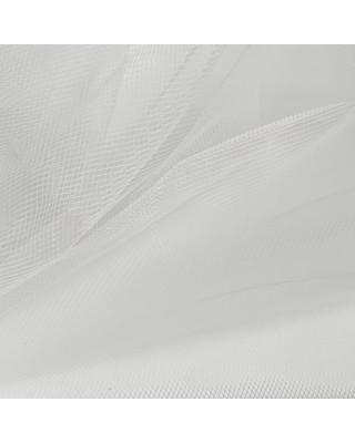 Tiul biały na dekoracje spódnice suknie. Tiul dekoracyjny