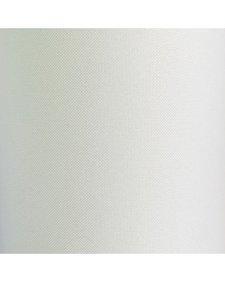 Tkanina poliestrowa powlekana PCV biała