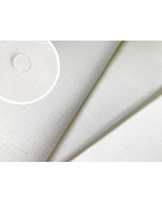 Tkanina ogrodowa poliestrowa wodoodporna imitacja lnu