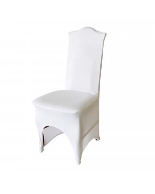 Elastyczny pokrowiec na krzesło weselne | Pokrowiec na krzesło bankietowe | Pokrowiec elastyczny na krzesło