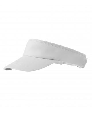 Daszek ochronny gastronomiczny unisex SUNVISOR 310 biały